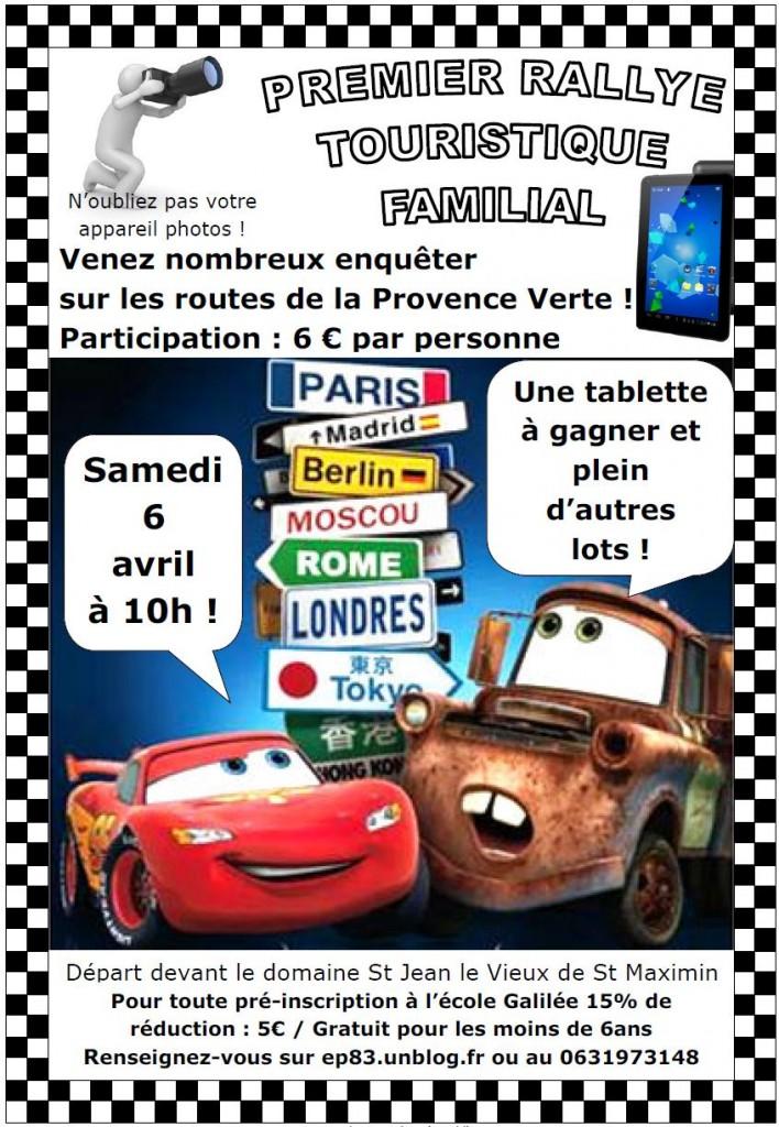 rallye touristique rallye2