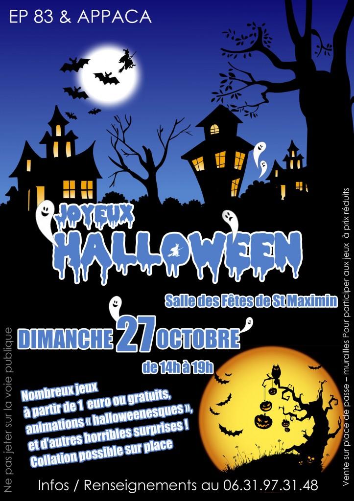 AGENDA : dimanche 27 octobre - venez fêter Halloween ! halloween-gallile